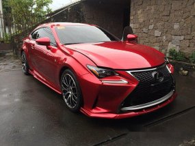 Lexus RC 350 2016 for sale