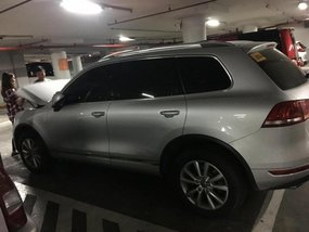Almost brand new Volkswagen Touareg Diesel 2014 for sale