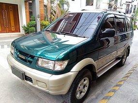 Well-maintained Isuzu Crosswind 2003 for sale