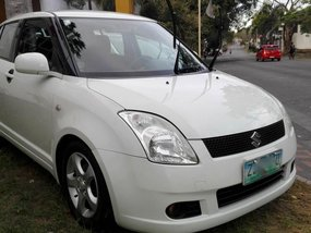 Well-maintained Suzuki Swift 2008 for sale