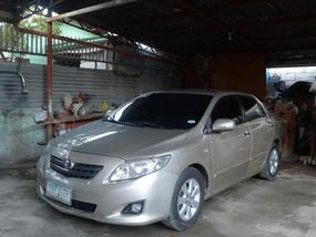 Toyota Corolla Altis J 2009 Year 250K for sale