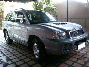 2002 Hyundai Santa Fe Matic CRDi Turbo Diesel for sale