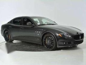 Maserati Quattroporte GTS 2012 for sale