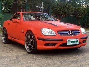 Mercedes Benz Slk 2000 for sale