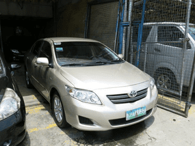 Toyota Corolla Altis 2010 Year 350K for sale
