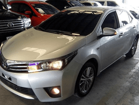 Toyota Corolla 2016 Year 450K for sale