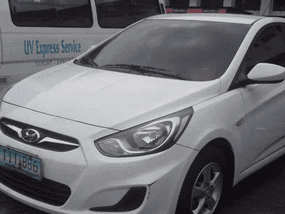 Hyundai Accent 2012 Year 150K for sale