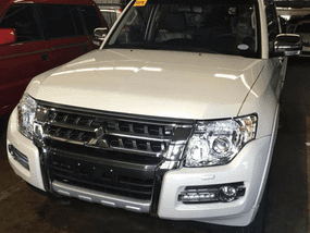 Brand new Mitsubishi Pajero 2018 for sale