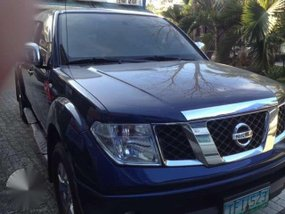 2011 Nissan Frontier Navara Pick up for sale