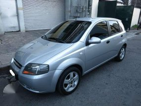 2005 CHEVROLET AVEO Hatchback for sale