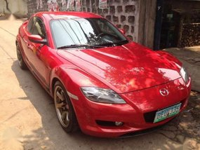 2004 Mazda Rx8 for sale