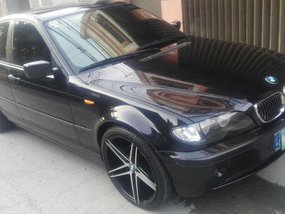 For sale or swap to SUV - BMW 318i model 2005