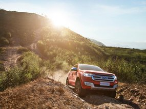 Ford Everest Raptor might be in the works