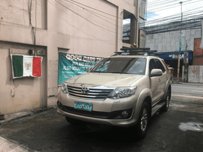 Toyota Fortuner 2013 Year 500K for sale