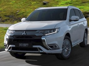 Mitsubishi Outlander PHEV 2019 facelift to debut in Geneva next month