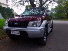 Toyota Land Cruiser Prado 1996 M/T for sale