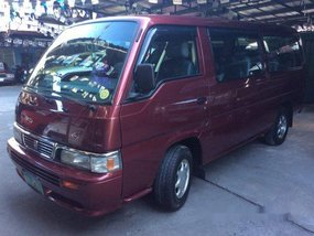 Good as new Nissan Urvan 2012 ESCAPADE M/T for sale