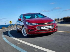 Chevrolet Cruze 2018 to arrive in the Philippines soon