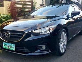 For sale 2013 Mazda 6 Skyactiv w/ i-stop