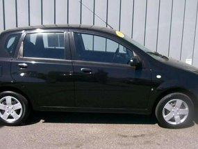 2006 CHEVROLET AVEO Hatchback - manual transmission - for sale