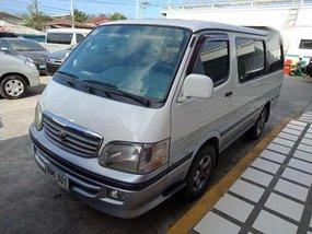 Toyota Hiace 2.0 GL 2002 White Van For Sale