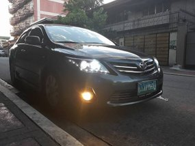 Well-kept Toyota Corolla Altis V 2009 for sale