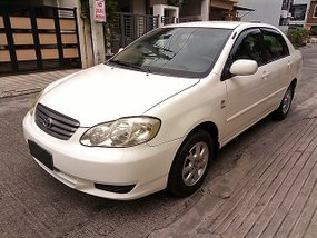 Well-kept Toyota Altis Excellent Condition 2004 for sale