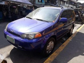 Honda Hrv 2001 model 1st generation for sale