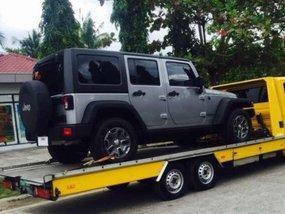 2014 Jeep Wrangler Rubicon CRD FOR SALE