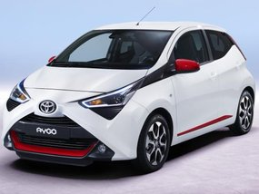 Toyota Aygo 2018 facelift launched with even sharper look