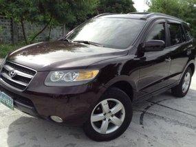 Well-kept Hyundai Santa Fe 2008 for sale