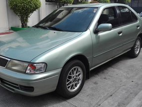 Well-maintained Nissan Sentra 1997 for sale