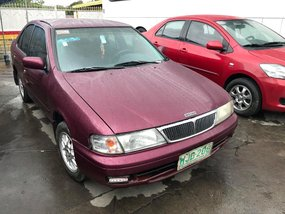 Nissan Sentra Series 4 Manual 2000 for sale