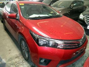 2016 Toyota Corolla Altis 1.6 G MT GAS for sale