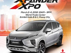 Mitsubishi Xpander Xpo 2018 to be held in Passay early next month