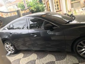 MAZDA 6 2013 FIRST OWNER Gray For Sale