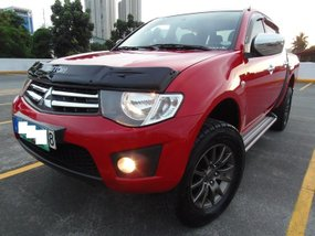 Well-maintained Mitsubishi Strada 2012 for sale