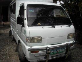 4 SALE Suzuki Multicab PASSENGER type 2012