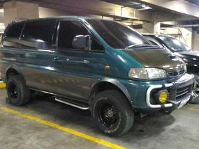 2011 Mitsubishi Spacegear 4x4 Diesel for sale