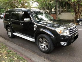 2012 Ford Everest AT automatic for sale