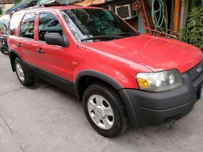 Ford Escape maverick manual 2002 gas for sale