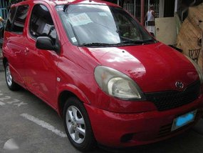 Toyota Echo Verso 2001 Local Unit Limited for sale