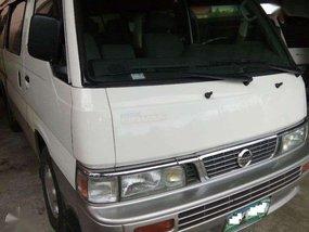 Nissan Urvan Escapade 2012 for sale
