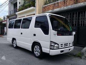 2014 Isuzu NHR i-Van LOCAL unit for sale