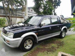 2000 Mitsubishi L200 pickup diesel for sale
