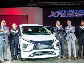 Mitsubishi Expander 2018 officially released in the Philippines
