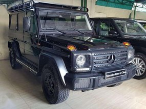 2018 Mercedes Benz G-Class G350 Turbo Diesel for sale
