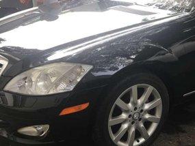 2008 Mercedes Benz S550L Black For Sale
