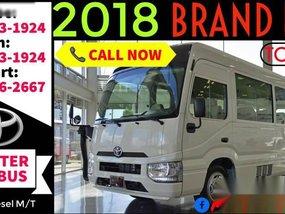 2018 Brand New Toyota Coaster Minibus 4.0L MT