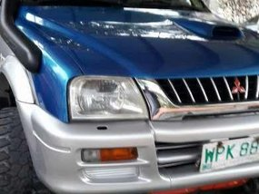 Rush sale Mitsubishi Strada 2000